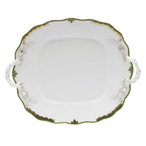 $310.00 Square Cake Plate