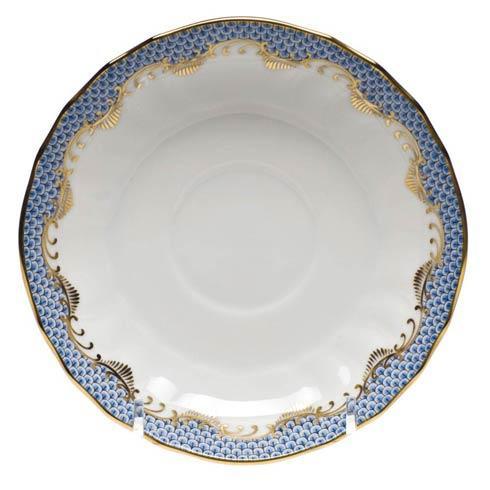 $95.00 Canton Saucer - Light Blue