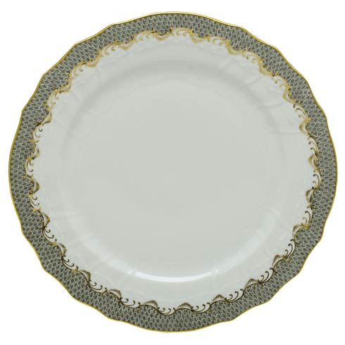 $335.00 Service Plate - Gray
