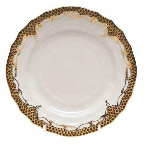 $190.00 Bread & Butter Plate - Brown