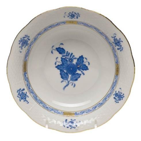 Herend Collections Chinese Bouquet Blue Oatmeal Bowl  $125.00