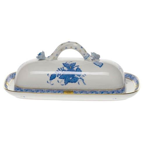 Butter Dish W/Branch  8.5