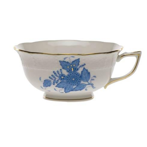 Herend Chinese Bouquet Blue Tea Cup  (8 Oz) $100.00