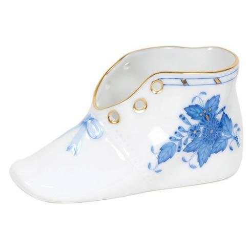 "$75.00 Baby Shoe  4.5"" L X 2.75"" H"