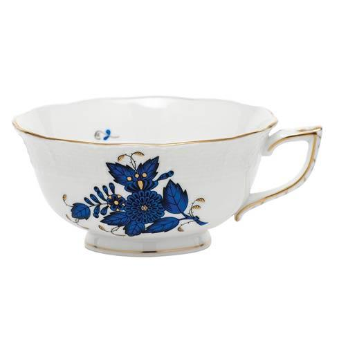 Herend  Chinese Bouquet Black Sapphire Tea Cup $100.00