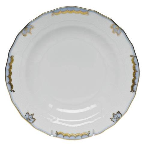 Herend Collections Princess Victoria Light Blue Dessert Plate $85.00