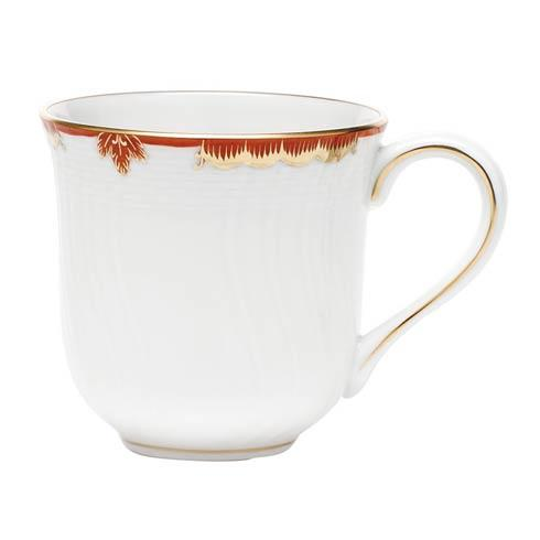 Herend  Princess Victoria Rust Mug - Multicolor $120.00