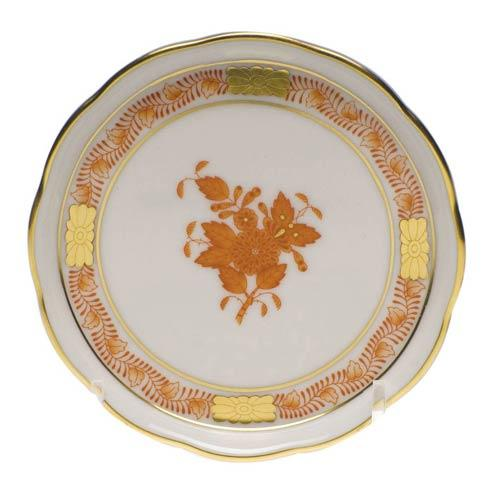 Herend Collections Chinese Bouquet Rust Coaster $45.00