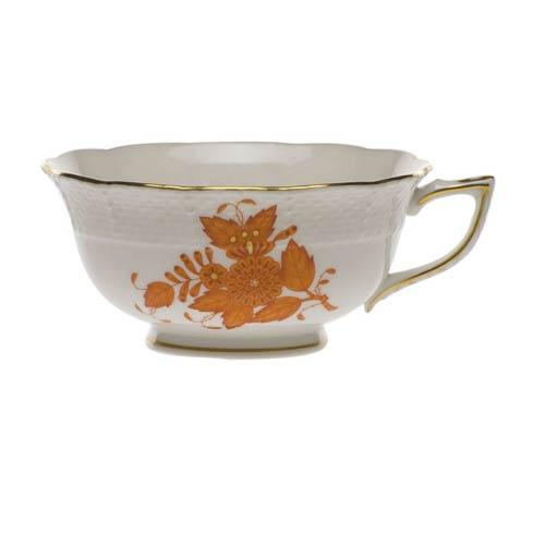 Herend Chinese Bouquet Rust Tea Cup $100.00