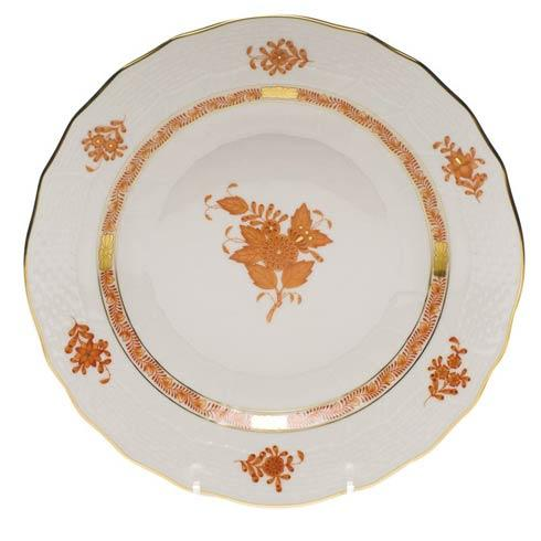 Herend  Chinese Bouquet Rust Dessert Plate $115.00