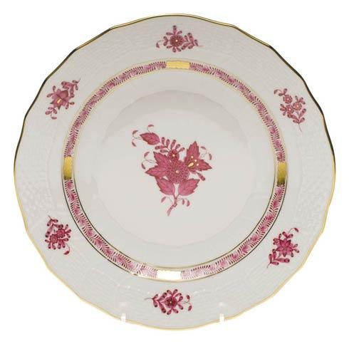 Herend Collections Chinese Bouquet Raspberry Dessert Plate $115.00