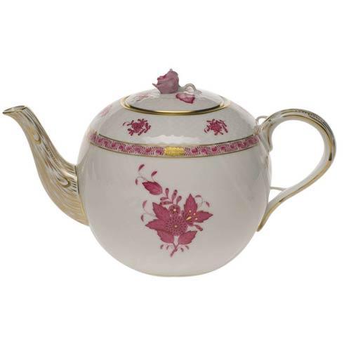 $415.00 Tea Pot W/Rose