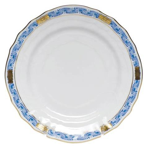 Herend Chinese Bouquet Garland Blue Bread & Butter Plate $75.00