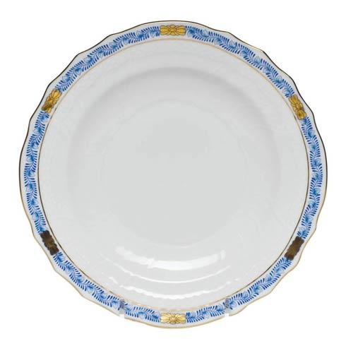Herend Chinese Bouquet Garland Blue Salad Plate $85.00