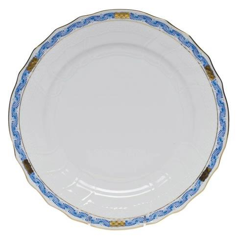 Herend Chinese Bouquet Garland Blue Dinner Plate $120.00