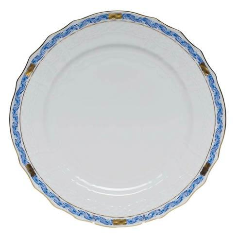 Herend Collections Chinese Bouquet Garland Blue Service Plate $140.00