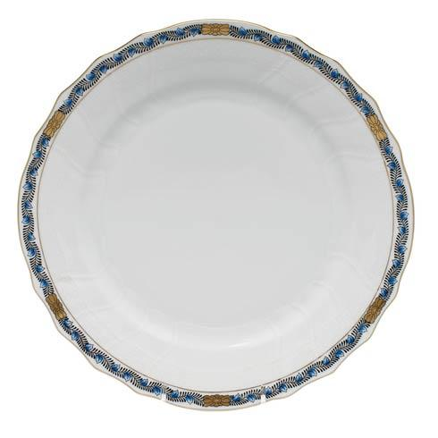 Herend  Chinese Bouquet Garland Black Sapphire Dinner Plate $120.00