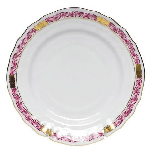 Herend Chinese Bouquet Garland Raspberry Bread & Butter Plate $75.00