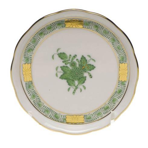Herend Chinese Bouquet Green Coaster $45.00