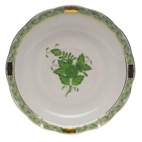 Herend Chinese Bouquet Green Tea Saucer $55.00
