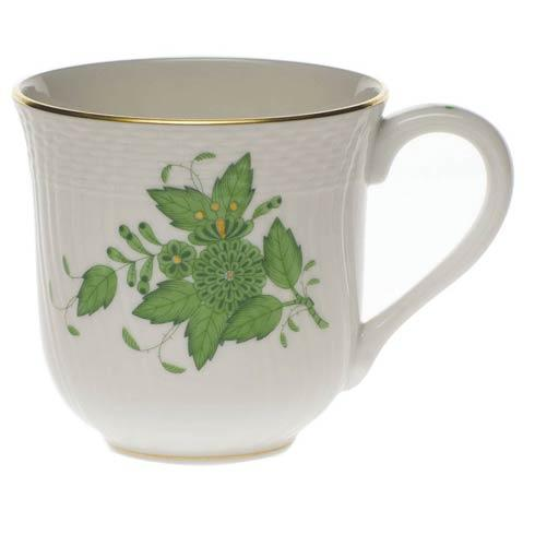 Herend Chinese Bouquet Green Mug $135.00