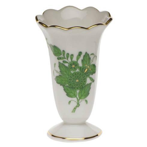 $65.00 Scalloped Bud Vase