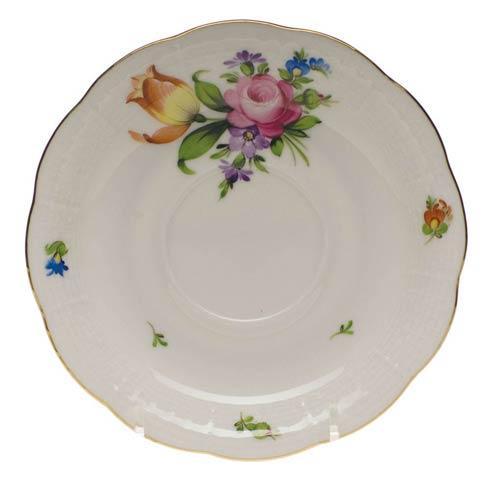 Herend Collections Printemps Tea Saucer - Motif 02 $60.00