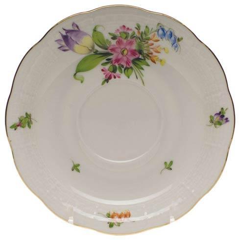 Herend Collections Printemps Tea Saucer - Motif 04 $60.00