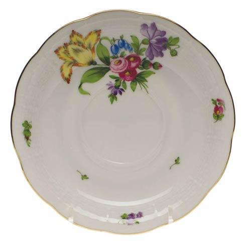 Herend Collections Printemps Tea Saucer - Motif 06 $60.00