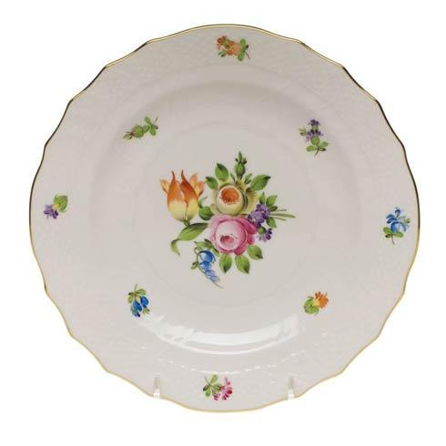 Herend Collections Printemps Salad Plate - Motif 01 $110.00