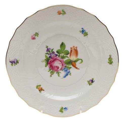Herend  Printemps Salad Plate - Motif 02 $110.00