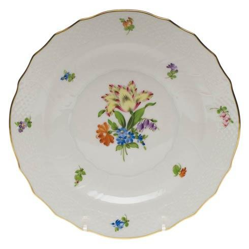 Herend  Printemps Salad Plate - Motif 05 $110.00