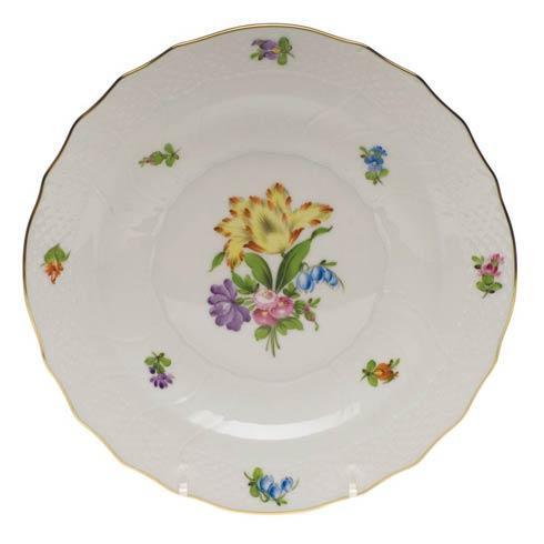 Herend  Printemps Salad Plate - Motif 06 $110.00