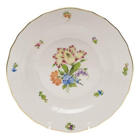Herend Collections Printemps Dessert Plate - Motif 05 $125.00