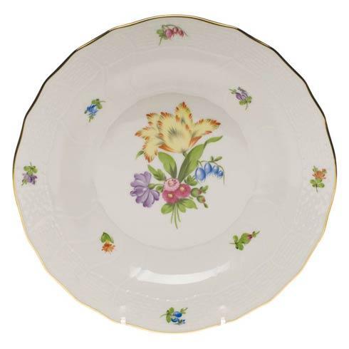 $125.00 Dessert Plate - Motif 06