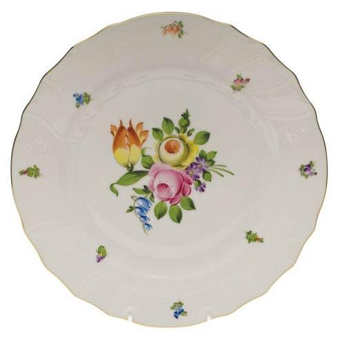 $160.00 Dinner Plate - Motif 01