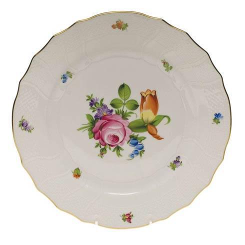 $160.00 Dinner Plate - Motif 02