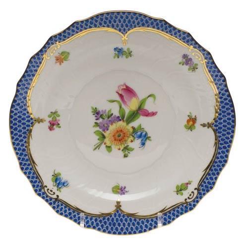$195.00 Salad Plate - Motif 03