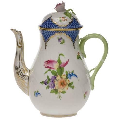 $570.00 Coffee Pot W/Rose