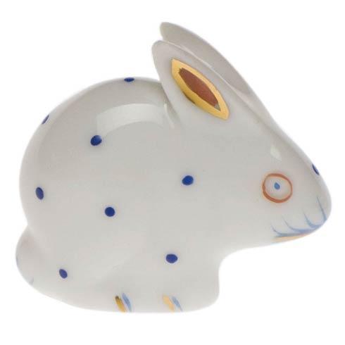 Herend Figurine's Bunnies Miniature Rabbit $60.00