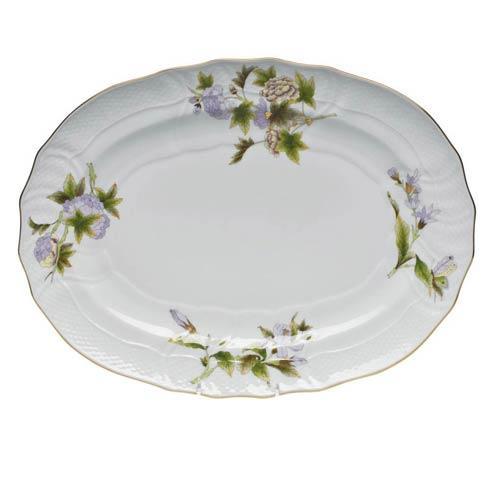 Herend  Royal Garden Platter $585.00