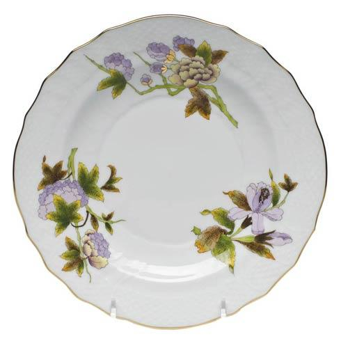 Herend  Royal Garden Salad Plate $135.00