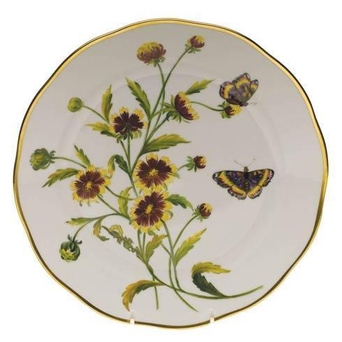 $400.00 Dinner Plate - Indian Blanket Flower