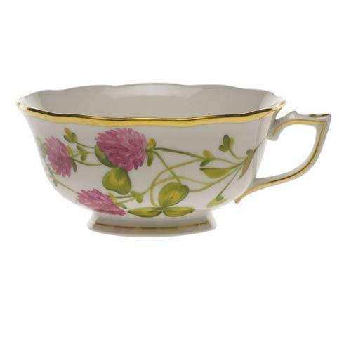 $225.00 Tea Cup - Red Clover
