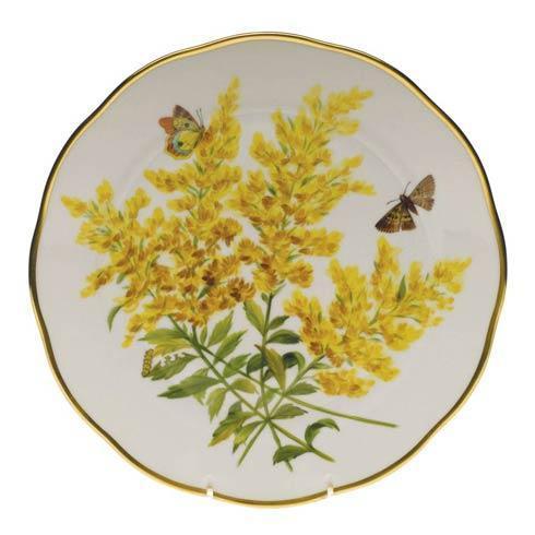 $400.00 Dinner Plate - Tall Goldenrod