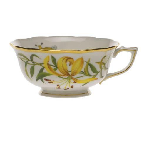 $225.00 Tea Cup - Meadow Lily