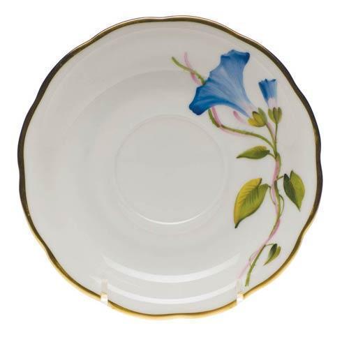 $110.00 Tea Saucer - Morning Glory