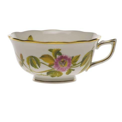 $225.00 Tea Cup - Passion Flower