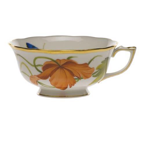 $225.00 Tea Cup - California Poppy