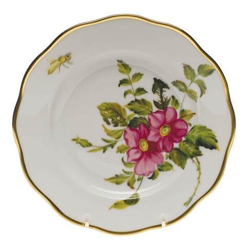 $235.00 Salad Plate - Prairie Rose